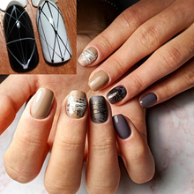 Wire Drawing Nail Gel Polish Pull Line Spider Nail Art UV Gel Paint