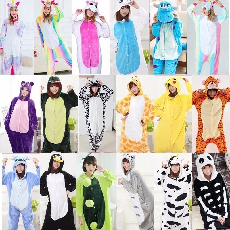 Новинка 2019 года Kigurumi пижамы для взрослых Единорог аниме панда Onesie костюм теплые зимние одеяло комбинезон единорог пижамы on Aliexpress.com | Alibaba Group