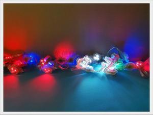 Image 5 - Oświetlenie pikselowe led moduł WS 2811 odsłonięte światło punktowe WS8206 / WS2811 SMD3535 3 LED DC12V 30mm * 30mm * 15mm programowalne