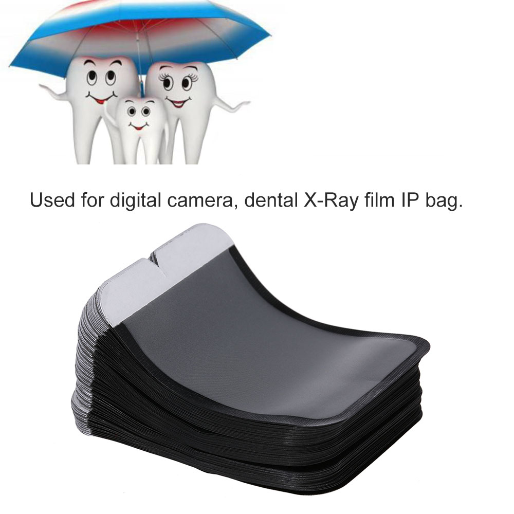 500pcs Barrier Envelopes Disposable Protective Pouch Bags For Phosphor Plate Dental Digital Ray Scan X Size 2 33x44mm500pcs Barrier Envelopes Disposable Protective Pouch Bags For Phosphor Plate Dental Digital Ray Scan X Size 2 33x44mm