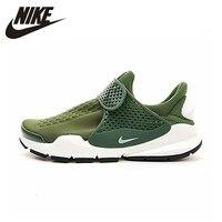 NIKE SOCK Dart мужские кроссовки быстросохнущие легкие дышащие кроссовки хаки/зеленый 848475 200 848475 300