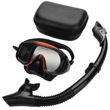 Набор для плавания с трубкой маска для подводного плавания Очки для подводного плавания