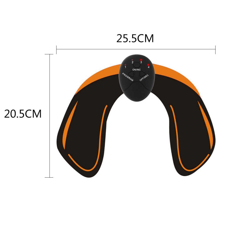 Abdominal Exerciser Muscle Stimulator Body Slimming Shaper Machine Workout Training Vibration Fitness crossfit Relaxing Massager
