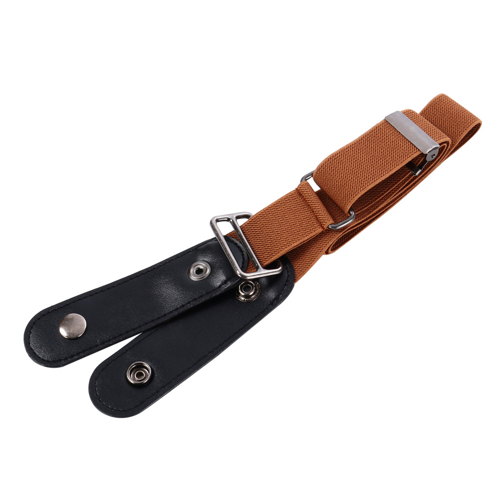 1 pcs Unisex Adjustable Elastic for Jeans Comfort No Bulge Invisible women men Buckle free belt in Resistance Bands from Sports Entertainment