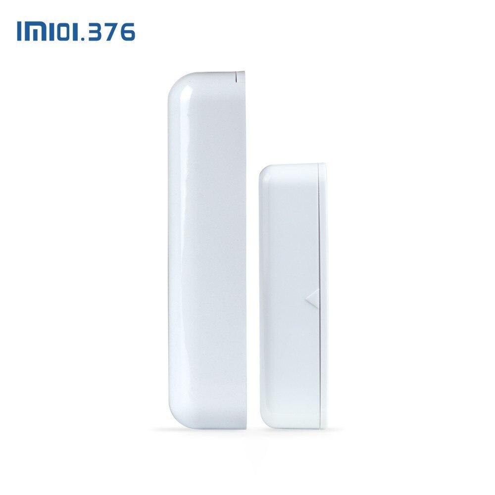 Détecteur de capteur d'aimant de porte de fenêtre sans fil de LM101.376 433MHz pour le système d'alarme sans fil à la maison - 6