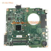 JU PIN YUAN 828164 001 828164 501 DA0U8AMB6A0 Laptop Motherboard For HP Pavilion 15 15 F Motherboard