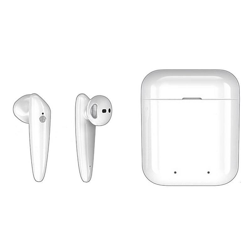 2019 <font><b>Original</b></font> i18 Air <font><b>TWS</b></font> Wireless Bluetooth Earphone Stereo 3D Bass Earbuds For All Cell Pk I10 I15 I17 I13 <font><b>I14</b></font> I16 I20 Headset image