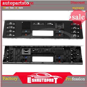 Климатический контроль Aircon кнопочный переключатель с панелью HVAC климат-контроль шапки X5 E53 X5 E70 X1 E84 X4 F26 X3 E83 X6 E71 для BMW