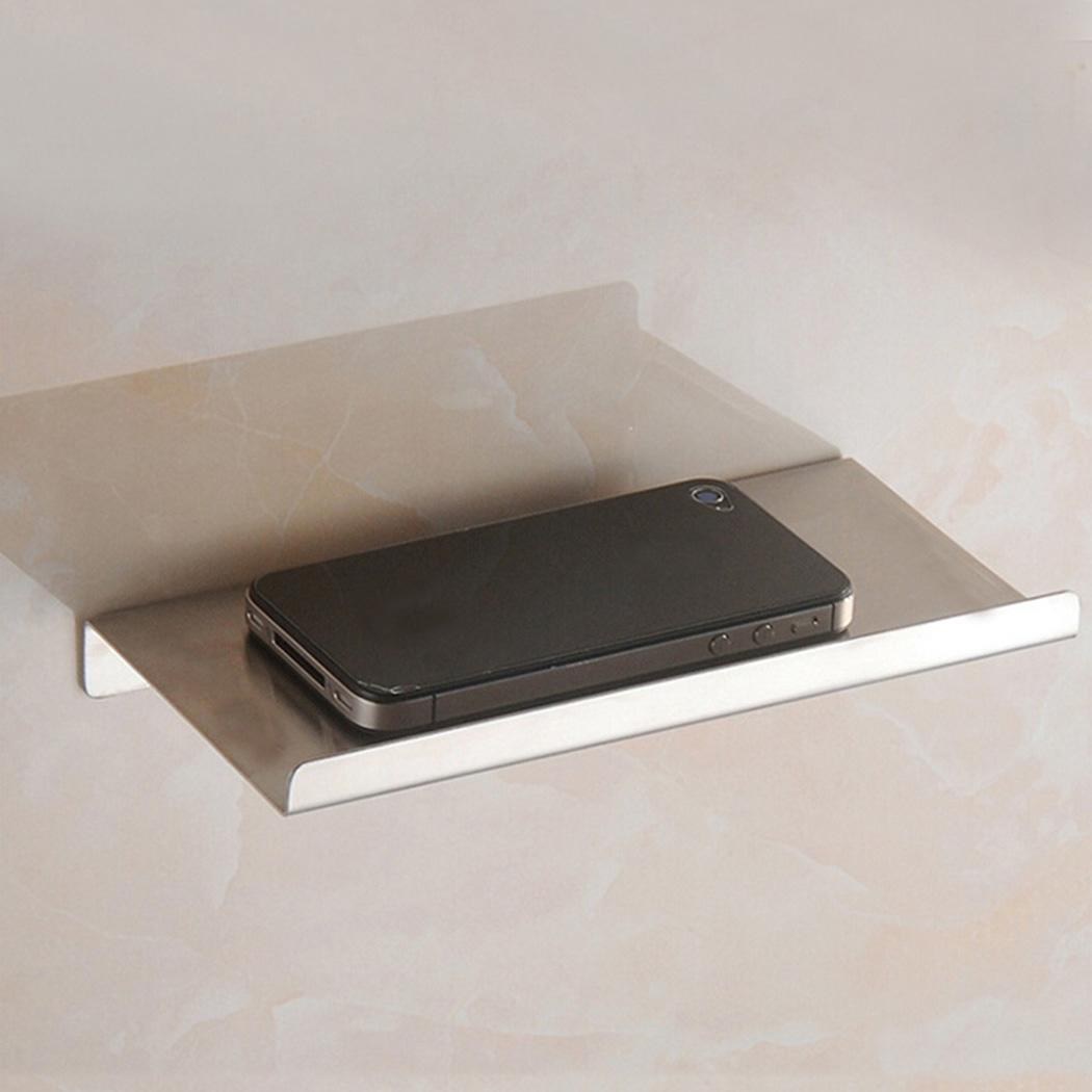 Tissue Phone Nickel Holder Steel Paper SUS304 Bathroom Single Toilet Holder Brushed Paper Stainless Totile Etc Bathroom