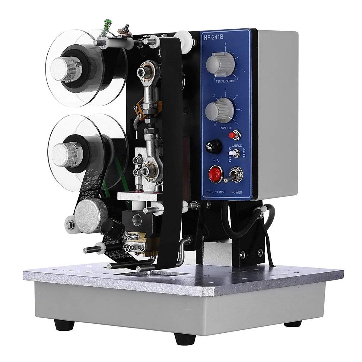 for HP 241B Electric Hot Printing Machine Ribbon Stamping Machine Date Coding Machine Printing Machine
