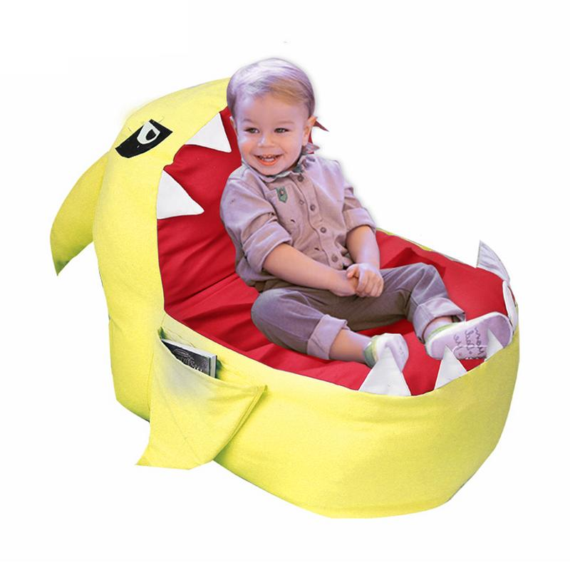 Lazy Couch Baby Chair Bag Can Be Storage Of Toys And