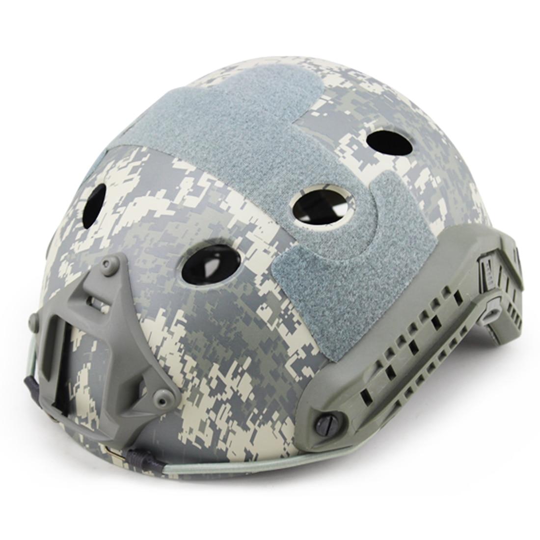 WST casque à trou rond rapide pour Nerf ou pour Airsoft accessoires de Paintball de sport - 2