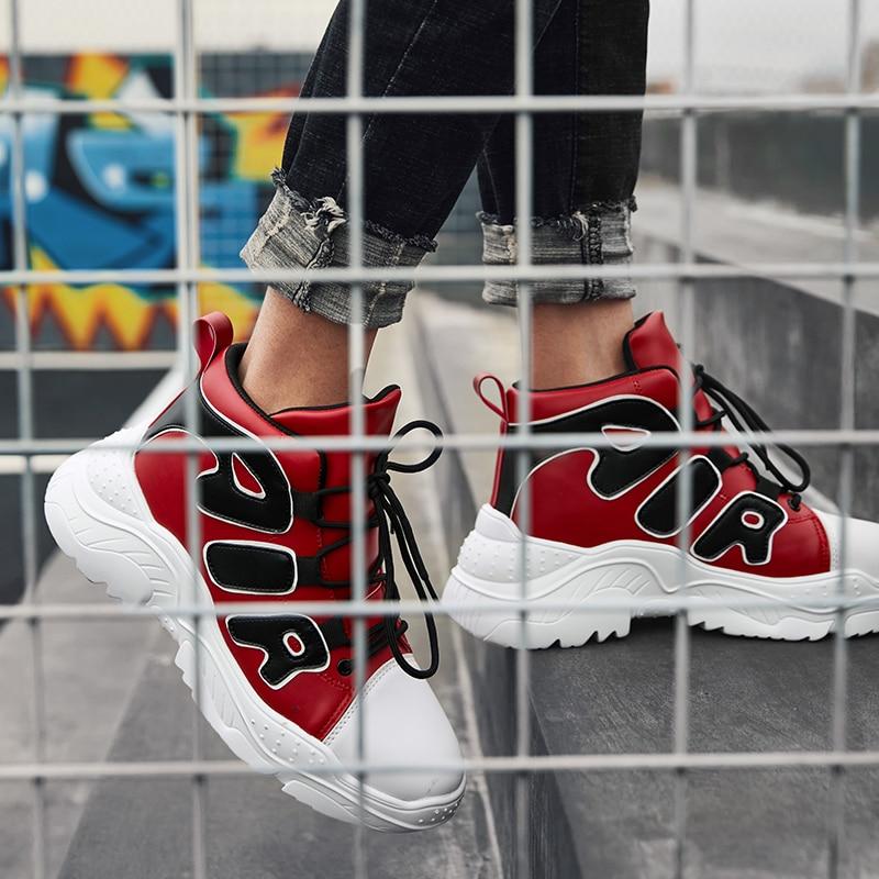 Sapatos Homens Casual Black Masculina Tornozelo Moda white Respirável red Confortável De Dos Calçado Das Sapatilhas Estilo Adultos Casuais Botas tvxwpYqE