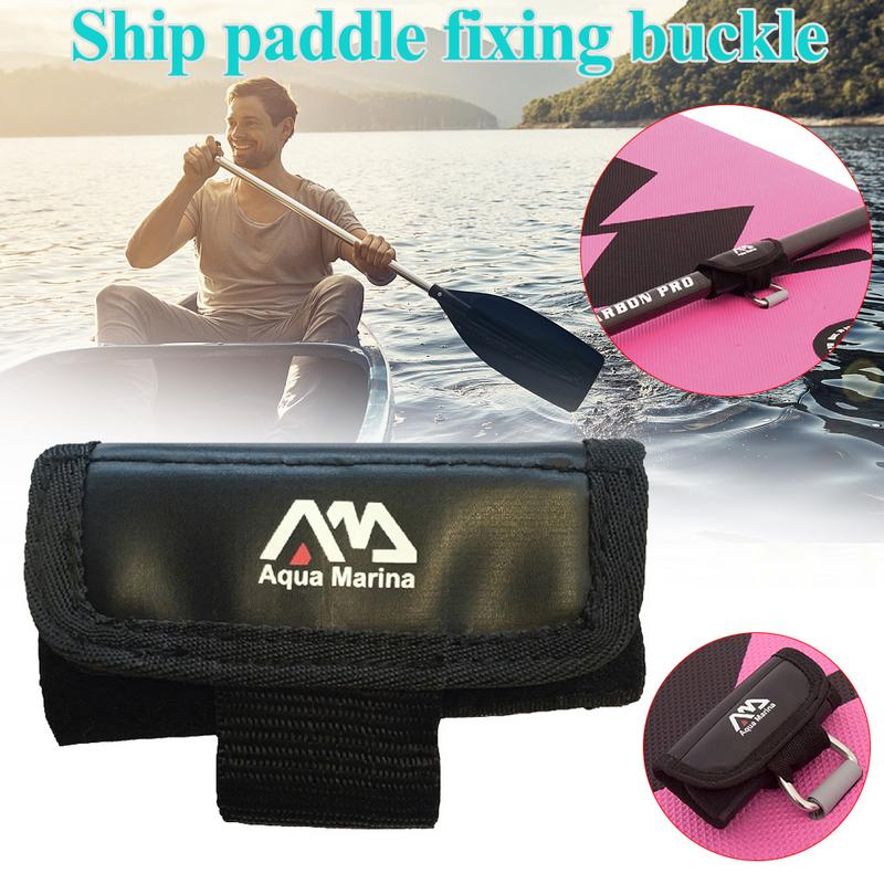 surf board paddle holder fixer stand up paddle board fishing boat kayak inflatable oar holder surfboard accessory