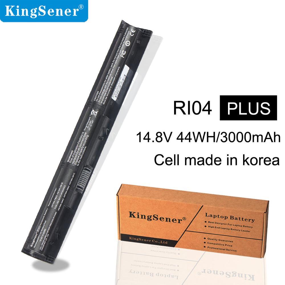 KingSener Korea Cell Nytt RI04 Batteri till HP Probook 450 455 470 G3 - Laptop-tillbehör