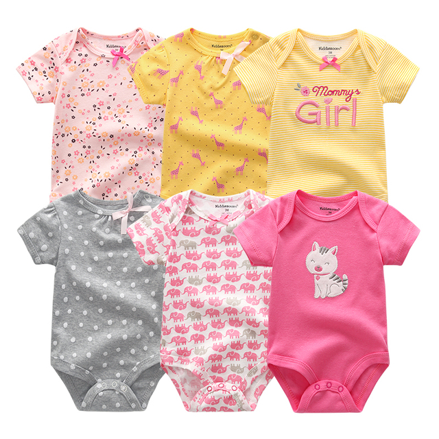 New collection for baby boys & girls rompers set