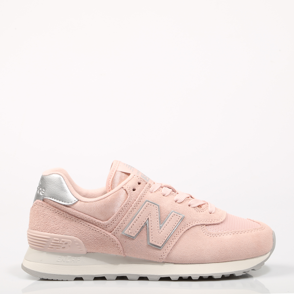 Women's New Balance 574 Global Surf Pink ClayPowder WL574SEA