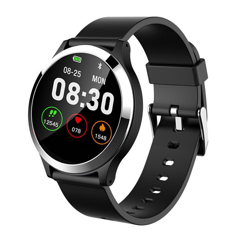 Smart Bracelet ECG Multifunction Sports Watch PPG Monitor HRV Report Blood Pressure Heart Rate Test Bracelet Waterproof Bracelet