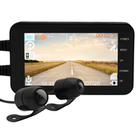 MT003 1080P 160 Degree HD Lens Motorcycle Locomotive Dash Cam Electric Vehicle Dedicated DVR Driving Recorder