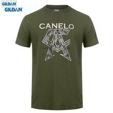 GILDAN Top Tee For Sale Natural Cotton Shirts Maggo Classical Logo Canelo Alvarez Cool T Mens