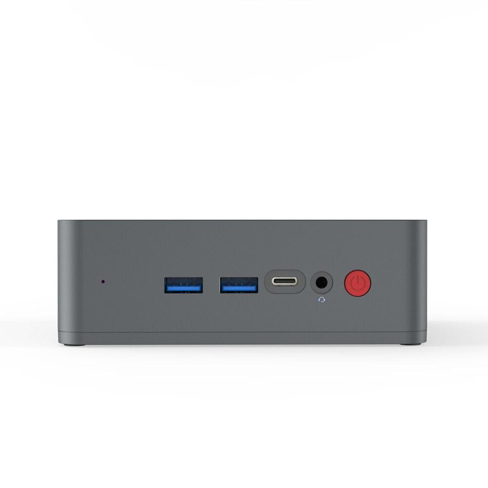 Image 2 - Beelink U55 Mini PC intel core i3 5005U 2.0GHz 8GB RAM 256GB SSD windows 10 Living room computer dual HDMI win10 NUC DesktopMini PC   -