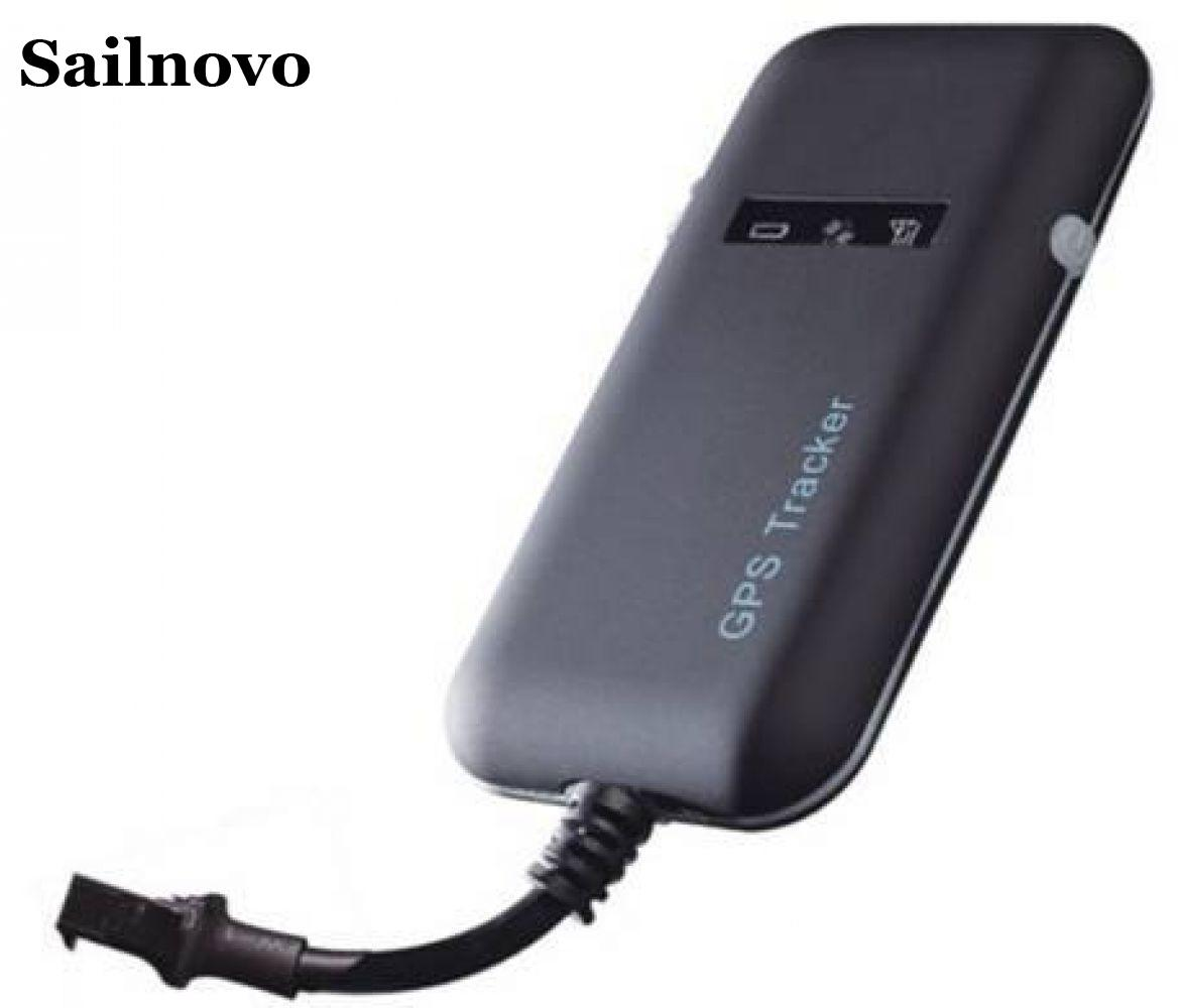 Car Mini Gps Tracker Guaranteed 100% 4 Band Car GPS Tracker Google Link Real Time Tracking Car Accessories Auto Styling