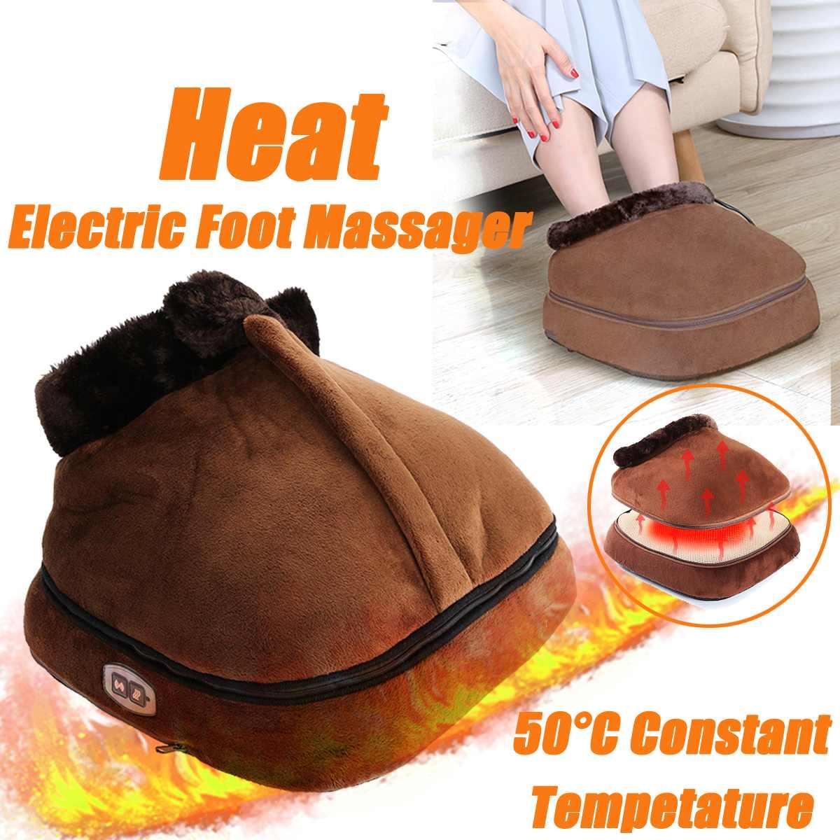 Foot Heat Massager