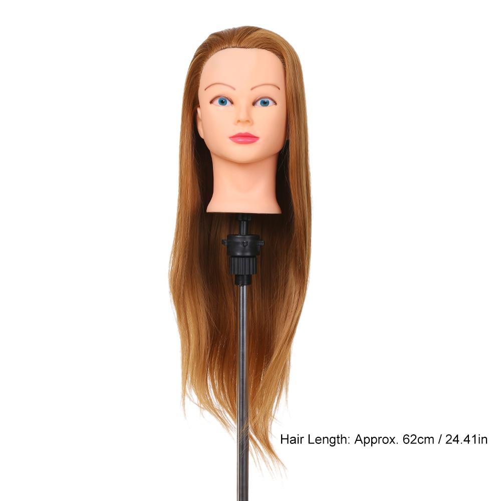 Tools & Accessories Hair Extensions & Wigs Professional Sale Headform Stent Prosthesis Doll Head Holder Brackets Wig Hair Model Head Tripod Bracket @me88