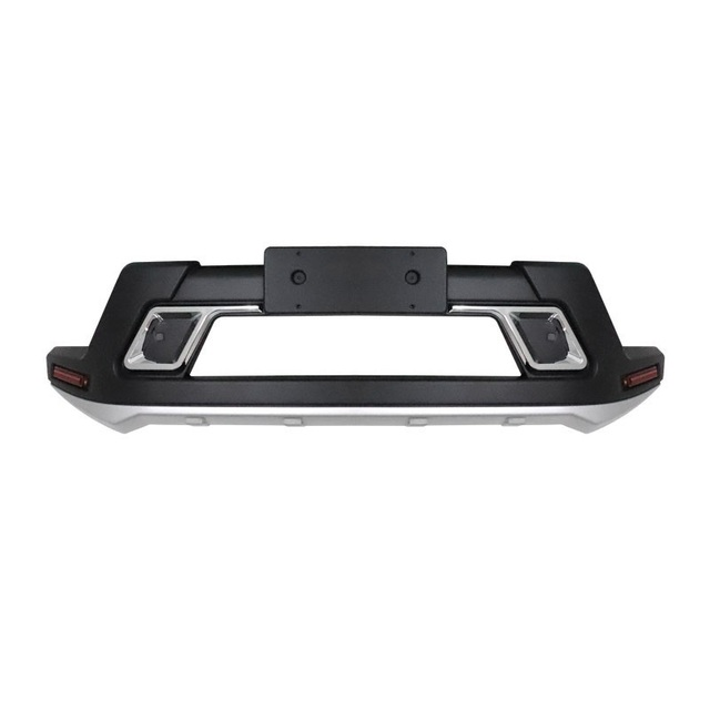 Rear Diffuser Front Lip tuning Car Auto Styling Automovil Accessory Decoration Bumpers protector 16 17 18 FOR JEEP Compass