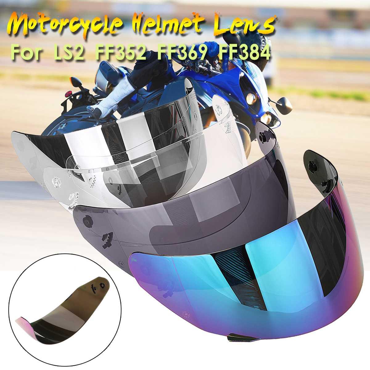 Helm Objektiv Full Face Motorrad Helm Visier Für LS2 FF352 FF351 FF369 FF384