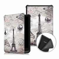 Cubierta sólida para Pocketbook 616 de 627 de 632 Ultra Slim Smart De Cuero de la PU caso funda para Touch de bolsillo Lux 4/ funda básica Lux 2