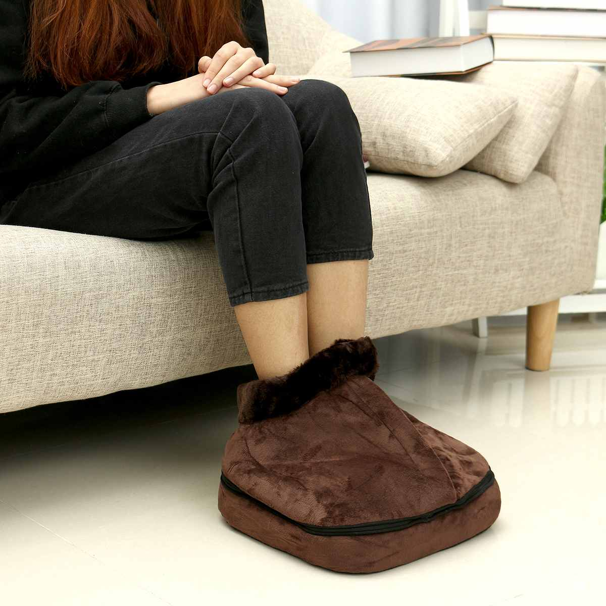 Foot Heat Massager 1