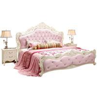 Casa Современная комната Literas рамка Yatak Odasi Mobilya Meble Lit Enfant домашняя кожаная Кама мебель для спальни Mueble De Dormitorio кровать