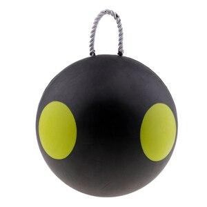Bloco clássico 3d bola reutilizável tiro com arco alvo-pára seta com fricção não força caça acessórios