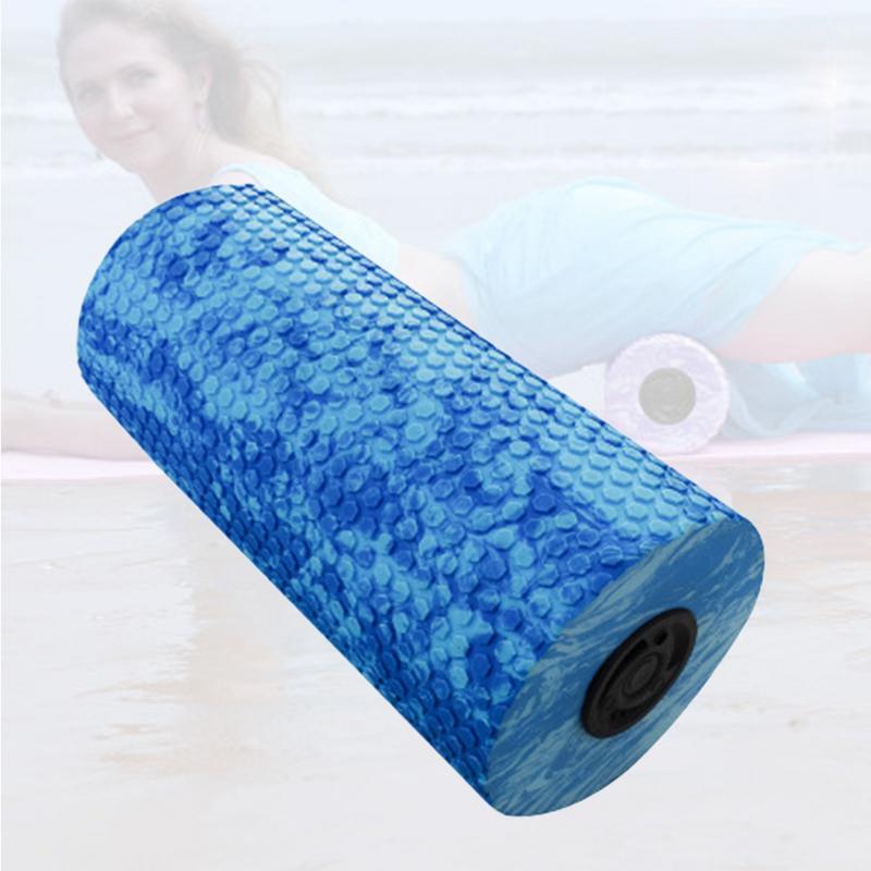 Colonne de Yoga électrique masseur de Yoga Protection de l'environnement rouleau de mousse auxiliaire avec chargeur - 6