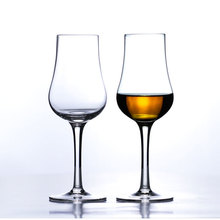 Single Malt Scotch Whisky Crystal Glass Neat Brandy Snifter Wine Taster Drinking Copita Goblet Cup Best Gift For Dad Wholesale