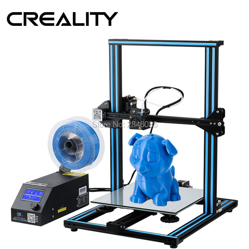 Creality 3d Drucker Creality Ender-5 Mit Landy Stabile Power Power Off Lebenslauf Cmagnetic Bauen Platte