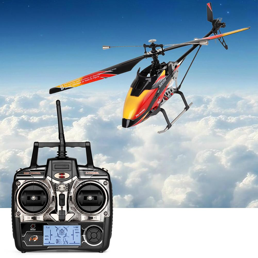 For WLtoys V913 Remote Control Aircraft Single Paddle Helicopter With Gyro Navigation Model ToyFor WLtoys V913 Remote Control Aircraft Single Paddle Helicopter With Gyro Navigation Model Toy