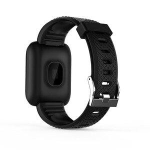 "Image 5 - D13 1.3"" Color Screen Smart Watch 116 PLUS Smart Bracelet Blood Pressure Oxygen Monitor Visible Message Show Smartwatch Bracelet"