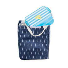 Solid Thermal Insulated Cooler Bag Extra Large Fresh Keeping Picnic Lunch Bag Box Trips BBQ Ice Pack Accessories Supply Products