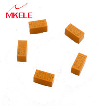 5pcs/10pcs For Dc 12v Shg Coil Dpdt 8 Pin 2no 2nc Mini Power Relays Pcb Type Hui Ke Mk-hk19f-dc Free Shipping