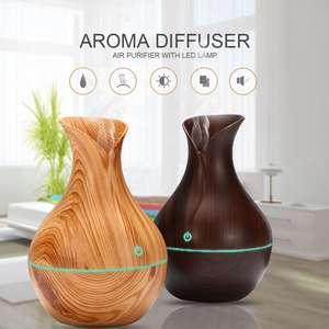 Humidifier USB Electric Wood G