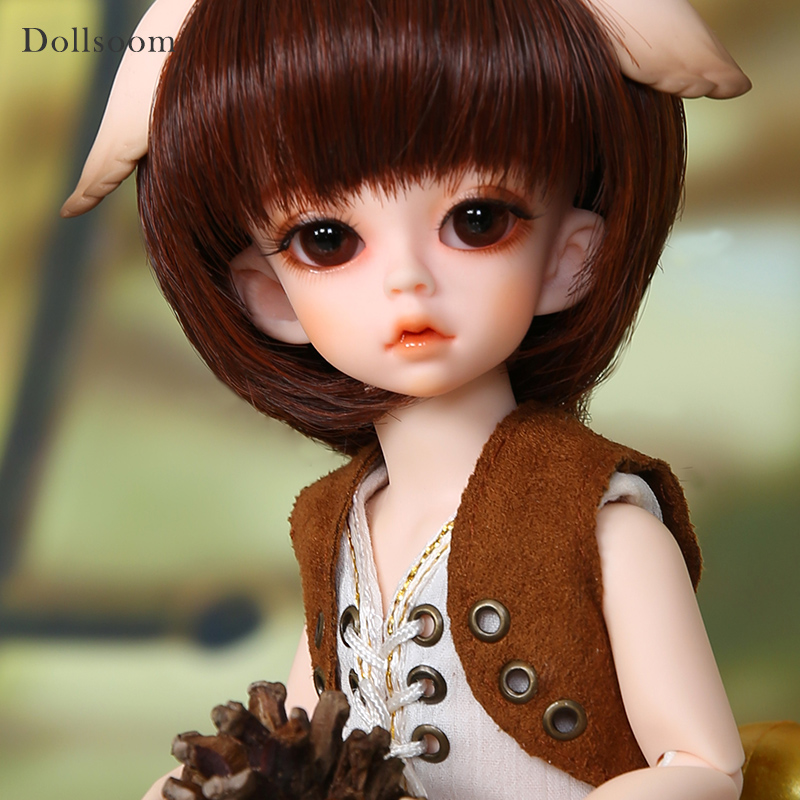 Smokey BJD Dolls SD Resin 1 6 Model Elf Ears Gift For Boys And Girls