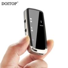 DOITOP Multifunction Mini Digital Video Recorder DVR Micro Camera Recording Pen Camcorder MP3 Player Support TF Card