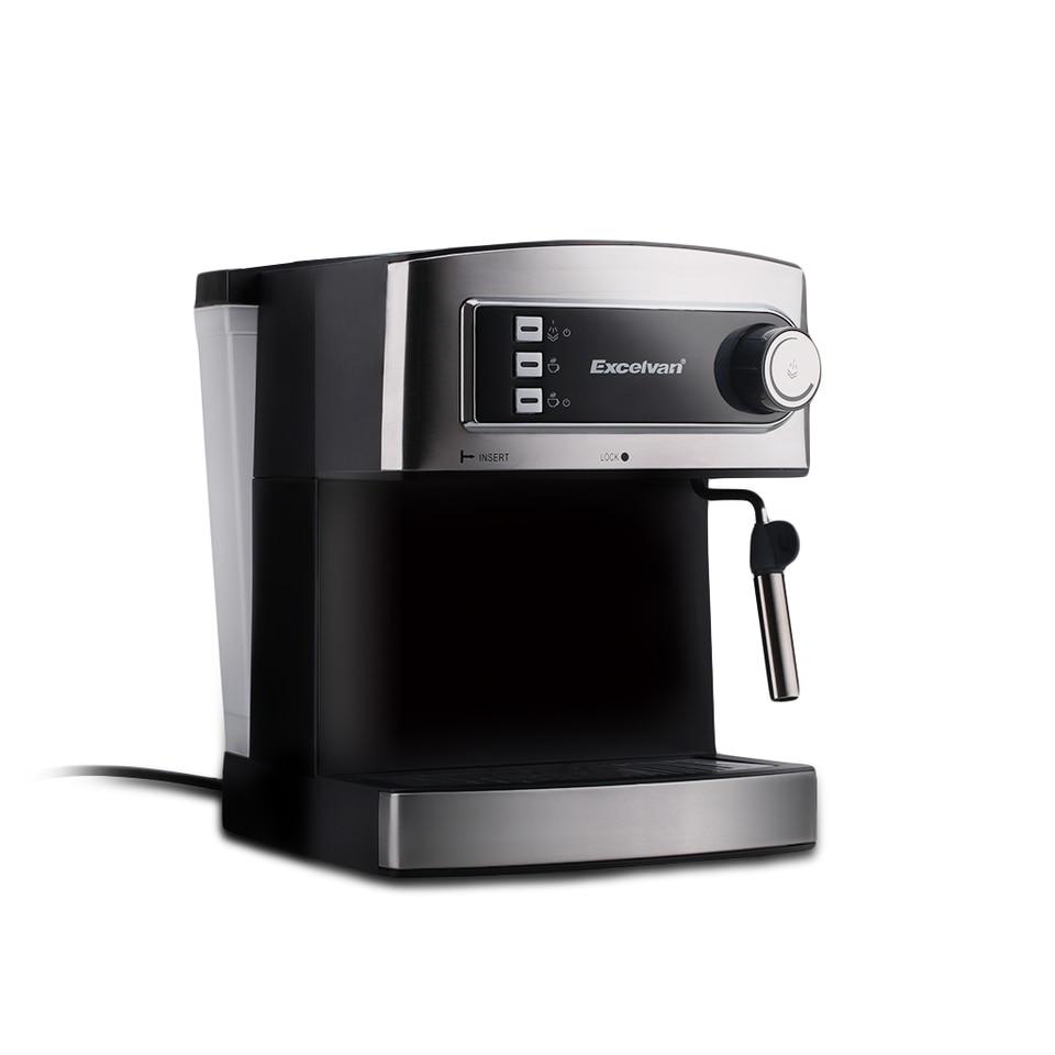 Excelvan 15 Bar Pump Coffee Machine Espresso Italian Style Hot Drinks Maker 1 Year 5 Star Warranty850w