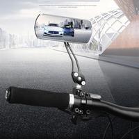 1 par De Espelho de 360 Graus de Rotação Da Bicicleta de Volta Espelho Retrovisor Bicicleta Ciclismo Acessórios Deixe Seu Andar Mais Seguro