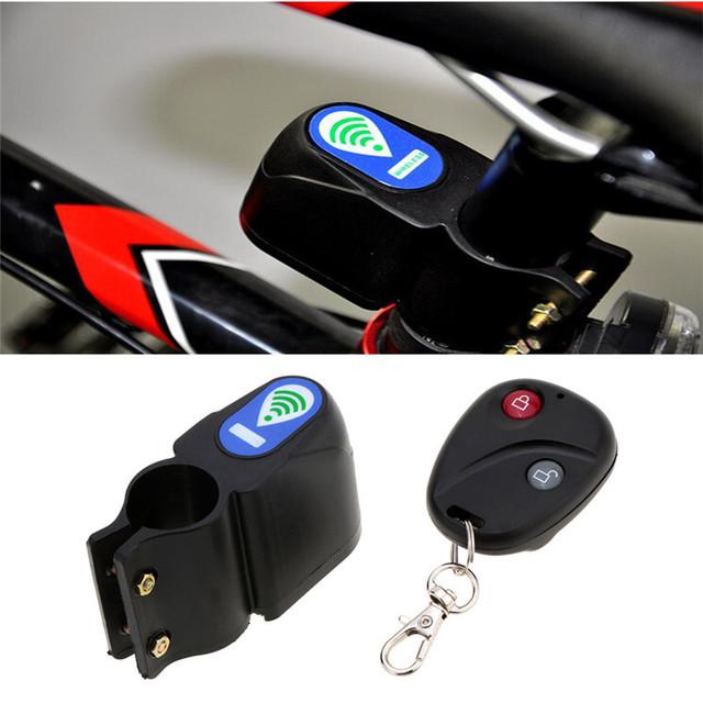 Bicycle Alarm