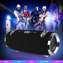 Newest Portable Wireless Bluetooth 4.1 Speaker Stereo Big Power 10W System TF 32G Music Subwoofer Column Speakers For Computer portable speakers wireless audio wooden stereo subwoofer wifi speaker music bluetooth speaker big power 20w 2 top quality