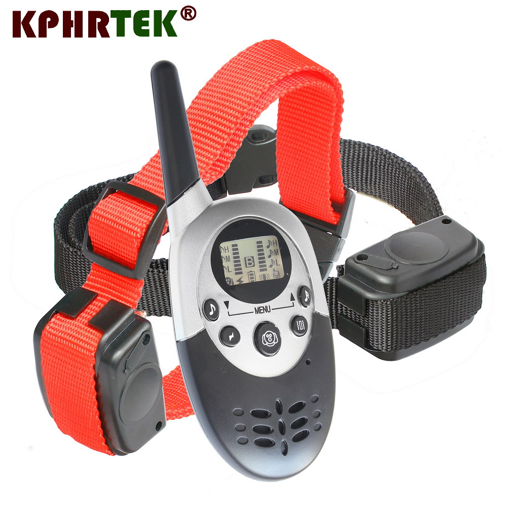 Rechargeable Remote Dog Electronic Training Collar M613