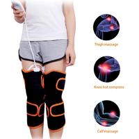 Heat Heating Knee Pads Knee Therapy Knee Support Brace Wrap Protective Pain Relief Knee Massager